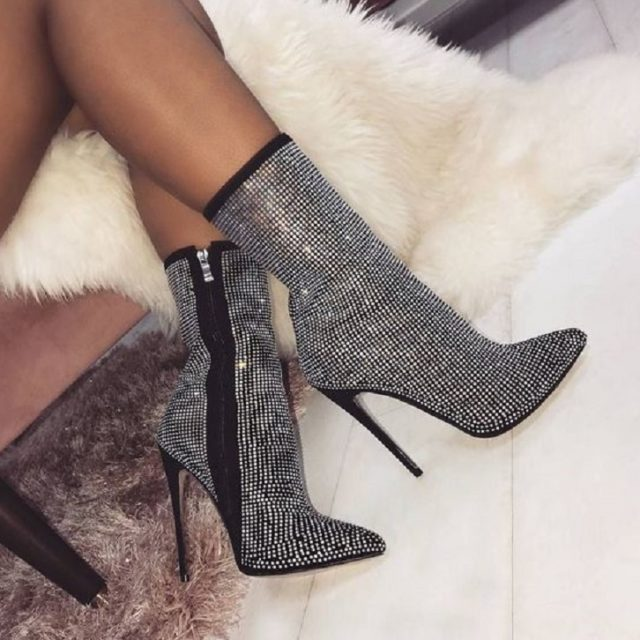 Queen of the Night Boots